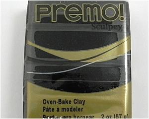 Pastilla Premo 56gr Negro (5042)