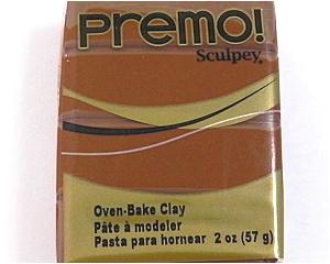 Pastilla Premo 56gr Tierra Siena (5392)