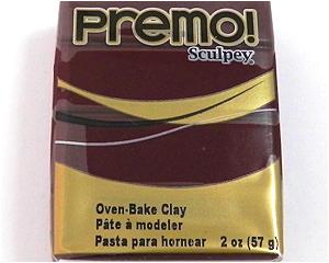 Pastilla Premo 56gr Marrón Tierra (5053)