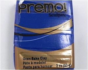 Pastilla Premo 56gr Azul Ultramarino (5562)
