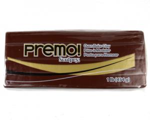 Pastilla Premo 454gr Marrón Tierra (5053)