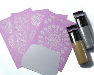 Sculpey Silk Screen Kit