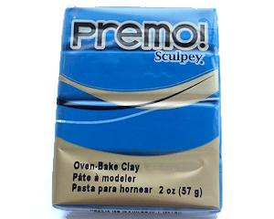 Pastilla Premo 56gr Azul Cobalto (5063)