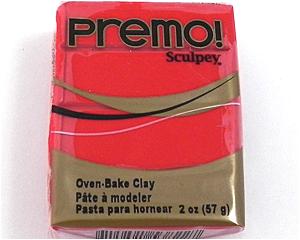 Pastilla Premo 56gr Rojo Cadmio (5382)