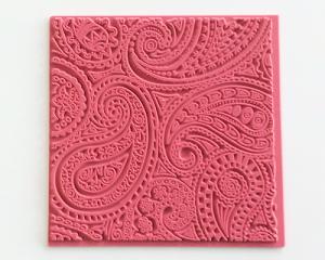 Textura Cernit Paisley
