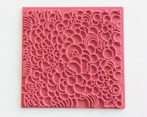 Textura Cernit Bubbles