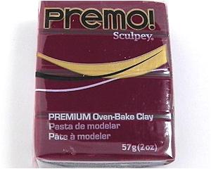 Pastilla Premo 56gr Alizarim Crimson (5383)