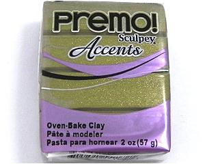 Pastilla Premo 56gr Oro Antiguo (5517)