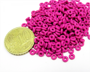 O-Rings 1mm Magenta (Pack 50u.)