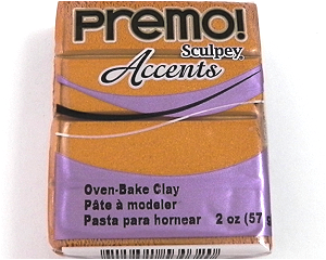 Pastilla Premo 56gr Oro (5303)