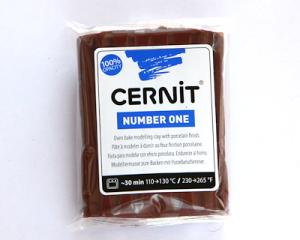 Cernit Nº1 Marrón 56gr (800)
