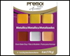 Kit Premo 6 Colores Metálicos