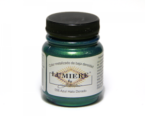 Lumiere nº556 Halo Blue Gold