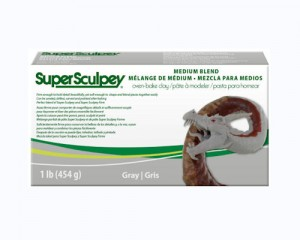 Super Sculpey Medium 454gr