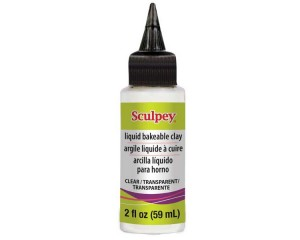 Liquid Sculpey Transparente 59ml