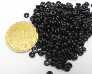 O-Rings 1mm Negro (Pack 50u.)