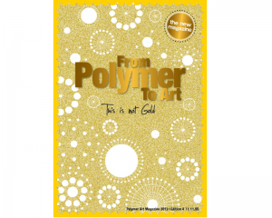 From Polymer To Art - GOLD