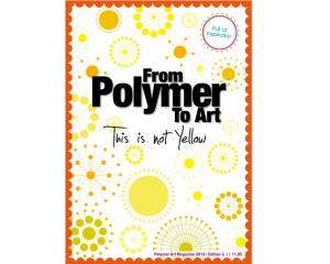 From Polymer To Art - YELLOW