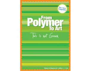 From Polymer To Art - GREEN