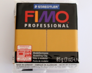 Fimo Professional Ocre 85gr (Nº 17)
