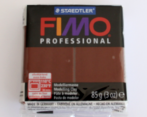 Fimo Professional Chocolate 85gr (Nº 77)