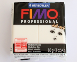 Fimo Professional Doll Art Porcelana (Nº 03)