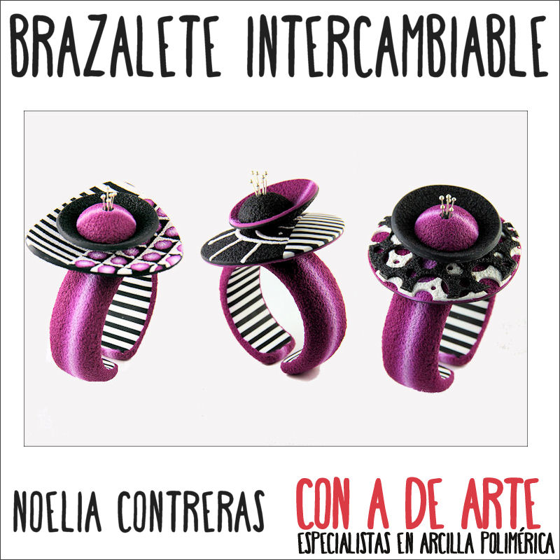 Curso Brazalete Intercambiable