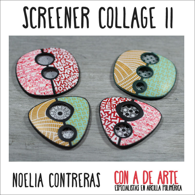 Curso Screener Collage II, por Noelia Contreras