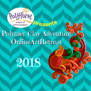 Polymer Clay Adventure 2018